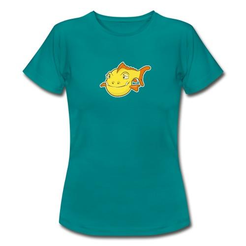 Happy Fish - Vrouwen T-shirt