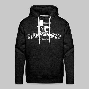 VESTE À CAPUCHE À L'ANCIENNE - Sweat-shirt à capuche Premium pour hommes
