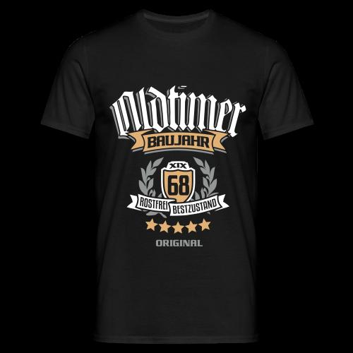 Oldtimer Baujahr 1968  - Männer T-Shirt