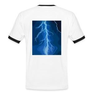 Bright Spark - Men's Ringer Shirt