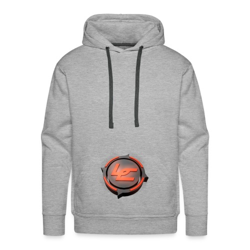 20 : heather grey - Men's Premium Hoodie