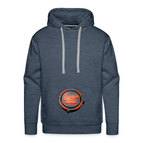 20 : heather denim - Men's Premium Hoodie