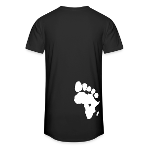 African Rebel Limited Edition  - T-shirt long Homme