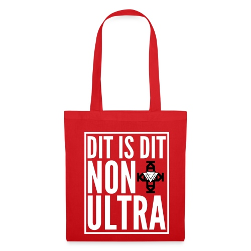 DIT IS DIT NON + ULTRA BEUTEL - Stoffbeutel