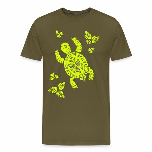 T-Shirt SCHILDI Männer - Männer Premium T-Shirt