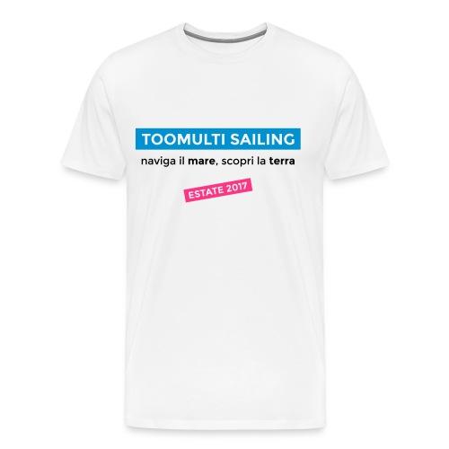 T-shirt uomo - Estate 2017 - Maglietta Premium da uomo