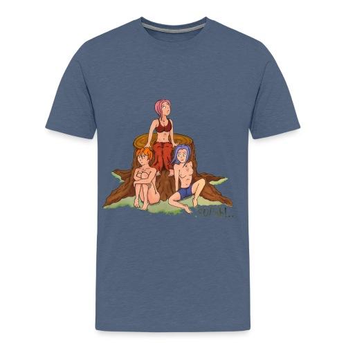 Woods - T-shirt Premium Homme