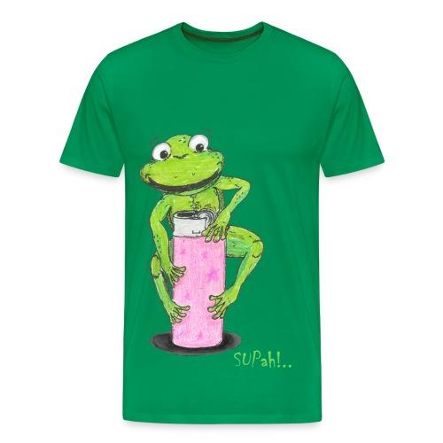 Frog - T-shirt Premium Homme