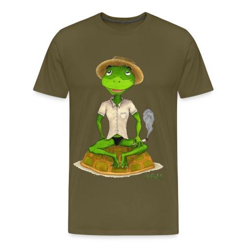 LazyFrog - T-shirt Premium Homme