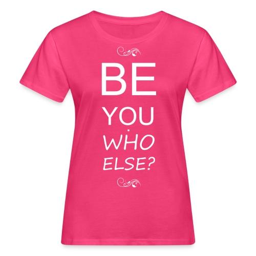 Sada Vidoo Fanklub t-shirt PINK, DAME - Organic damer