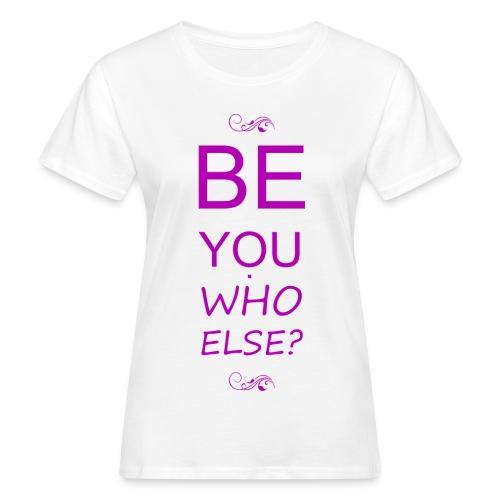 Sada Vidoo Fanklub t-shirt HVID, DAME - Organic damer