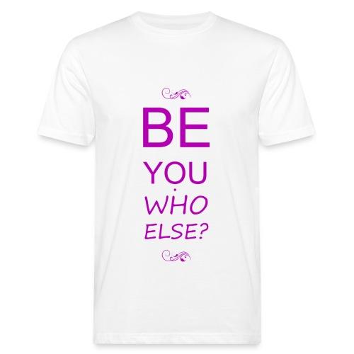 Sada Vidoo Fanklub t-shirt HVID, HERRE - Organic mænd