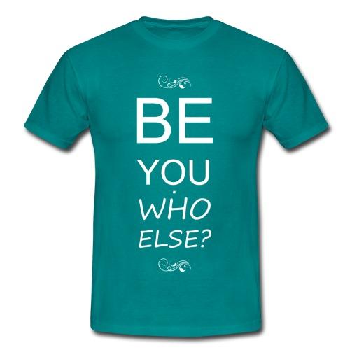 Sada Vidoo Fanklub t-shirt TURKIS, Herre - Herre-T-shirt