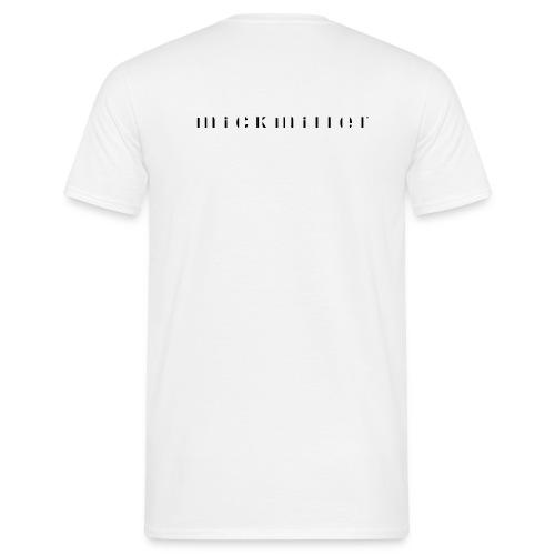 mickmiller - white - Herren Shirt - Männer T-Shirt