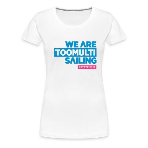 T-shirt donna - Estate 2017 - Maglietta Premium da donna