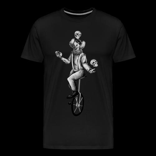 The Clown - Male - Männer Premium T-Shirt