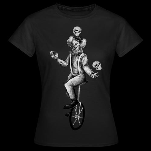 The Clown - Female - Frauen T-Shirt