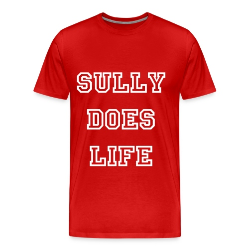 SullyDoesLife Varsity - Mens - Men's Premium T-Shirt