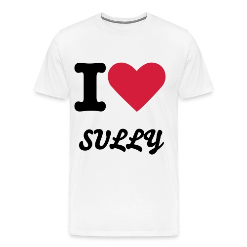 I heart Sully - Mens - Men's Premium T-Shirt