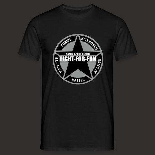 T-Shirt - Logo Brust schwarz - Männer T-Shirt