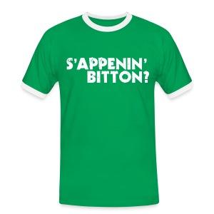 Sappenin Bitton? - Men's Ringer Shirt