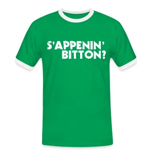 Sappenin Bitton? - Men's Ringer Shirt