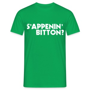 Sappenin Bitton? - Men's T-Shirt