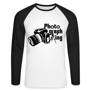 Photographing - Raglán manga larga hombre