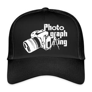 Photographing - Gorra de camionero