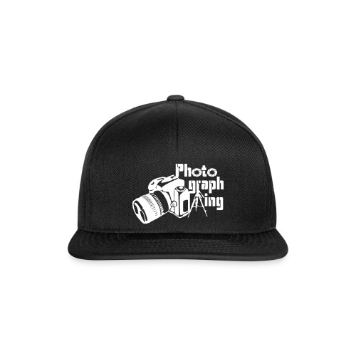 Photographing - Gorra Snapback