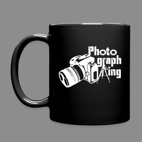 Photographing - Taza de un color