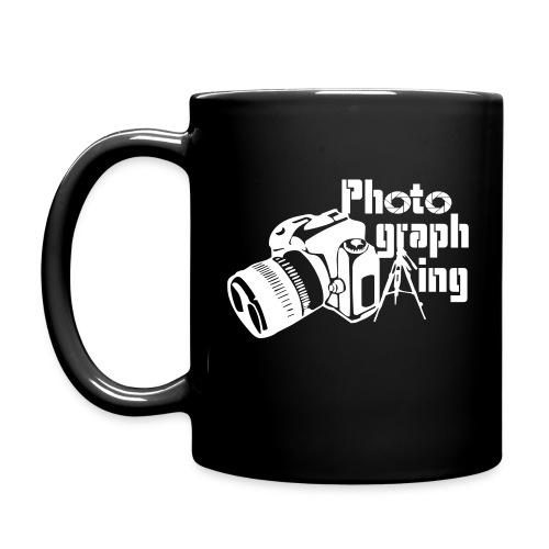 Photographing - Taza de un color