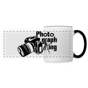 Photographing - Taza panorámica