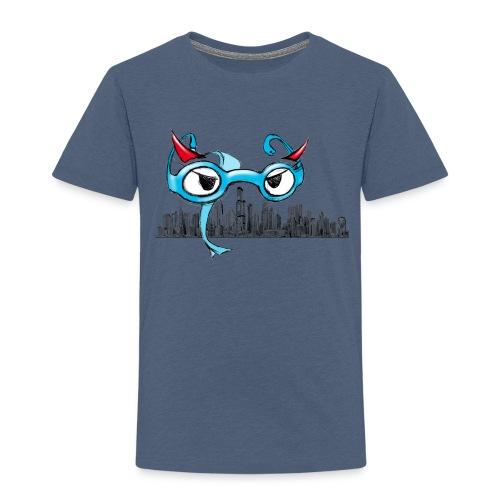 Brillenteufelchen and the City-Kinder-T, verschiedene Farben - Kinder Premium T-Shirt