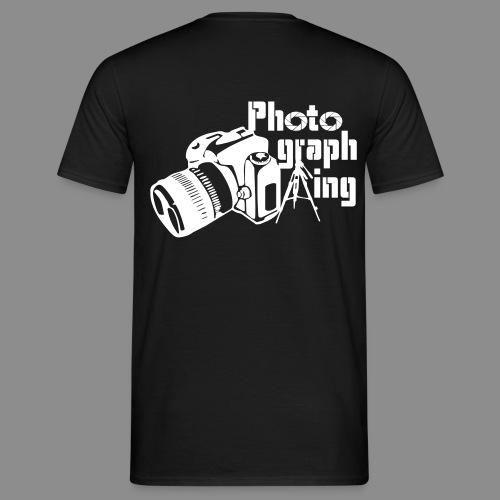 Photographing - Camiseta hombre