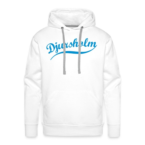 Djursholm Hood - Premiumluvtröja herr