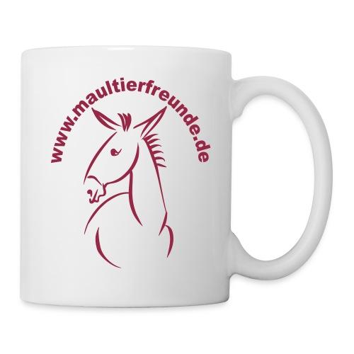 Tasse Maultierfreunde - Tasse