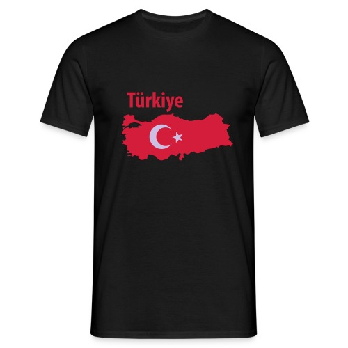 TEE-SHIRT HOMME TURQUIE - T-shirt Homme