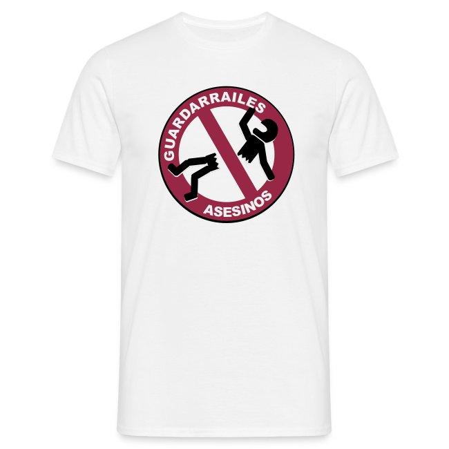 Camiseta guardarrailes