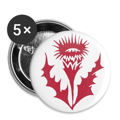 Badge Chardon Origine - Badge petit 25 mm