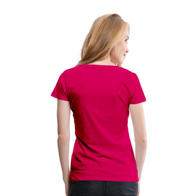 Train like a Beast: Frauen Premium T-Shirt