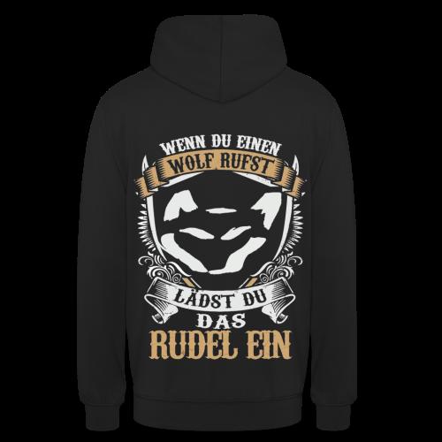 Rudel Damen-Hoodie - Unisex Hoodie