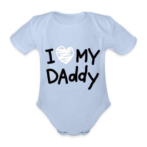 Baby and your family - Body orgánico de maga corta para bebé