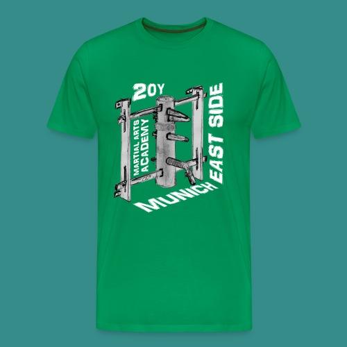 WT Holzpuppe - Kelly Green - Männer Premium T-Shirt