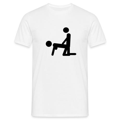 fuck me - T-shirt Homme