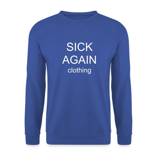sick again mens sweat shirt - Men's Sweatshirt