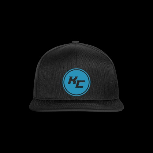 KC tunnus snapback 1 (samettinen painatus) - Snapback Cap