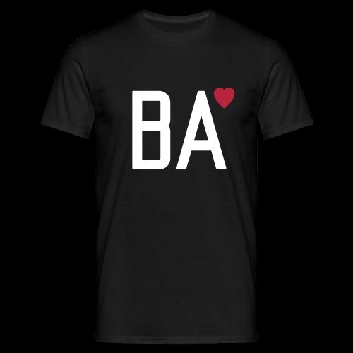 Einfach BA³ - Männer T Shirt von B&C - Männer T-Shirt