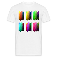T-Shirts ~ Men's T-Shirt ~ triangles
