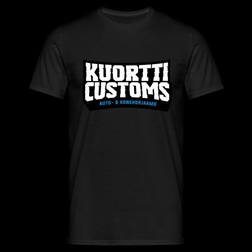 KC t-paita (sileä painatus) - Miesten t-paita